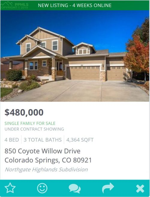 Northgate Homes For Sale